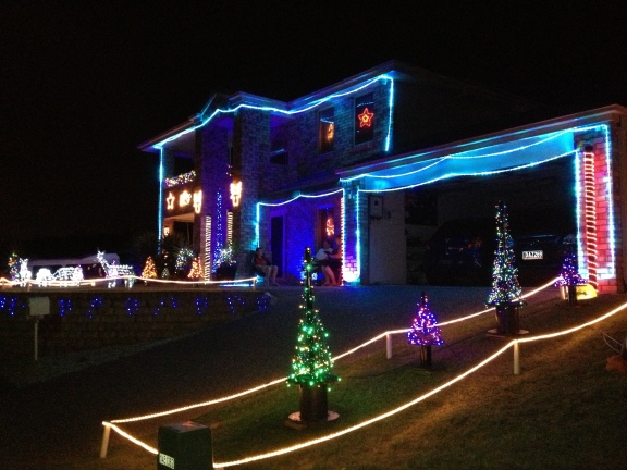 One of the more typical houses, I'll be aiming for something like this next year!